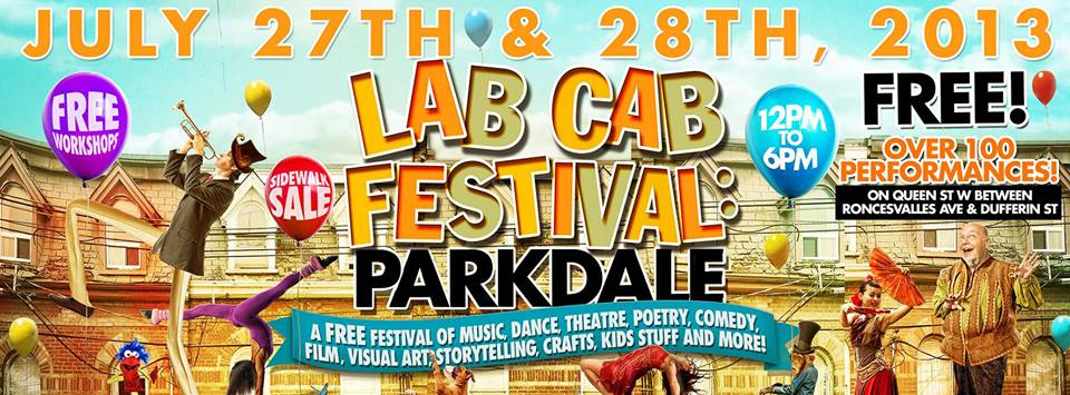 Facebook Banner Lab Cab 2013