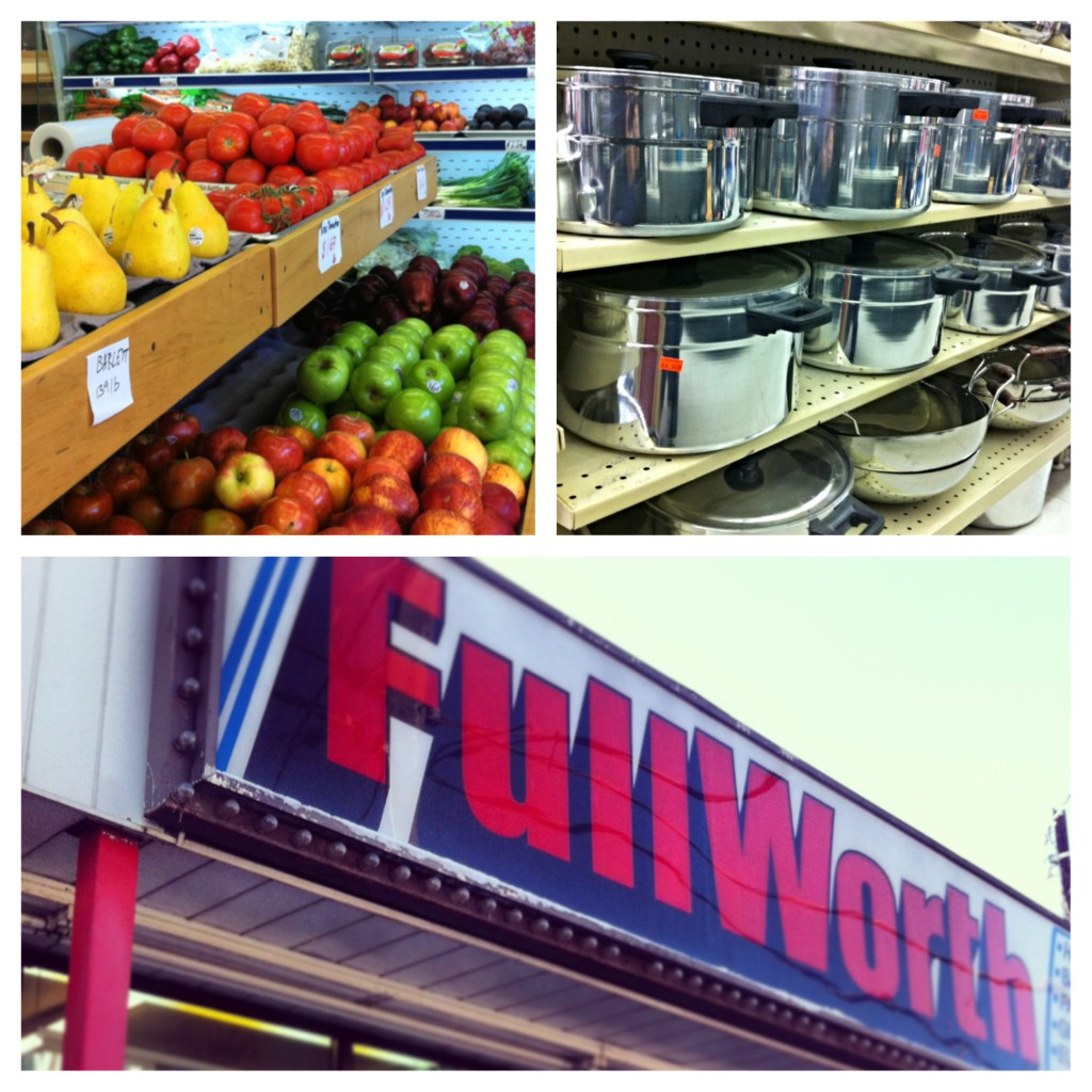 Fullworths Produce