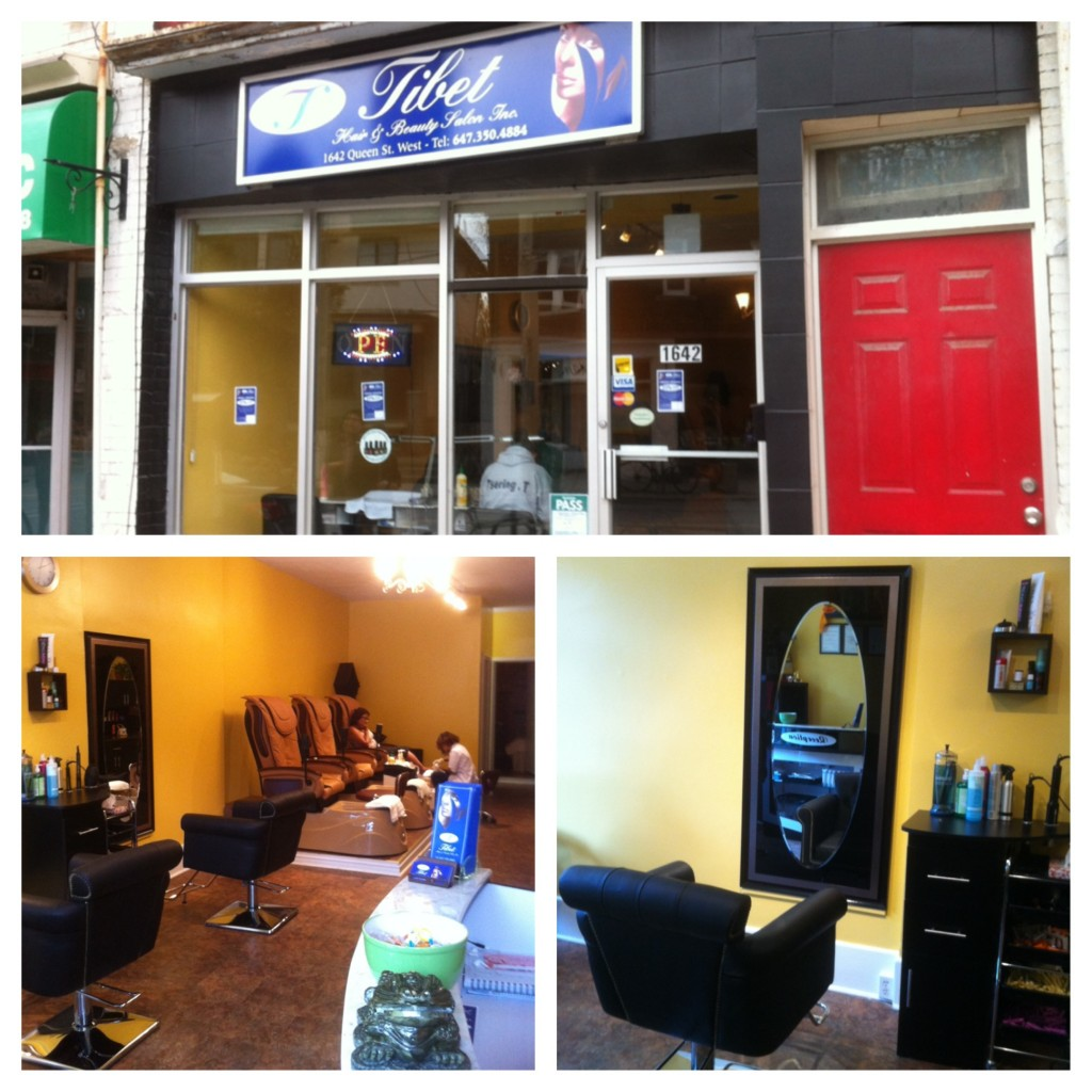Tibet Hair & Beauty Salon Inc