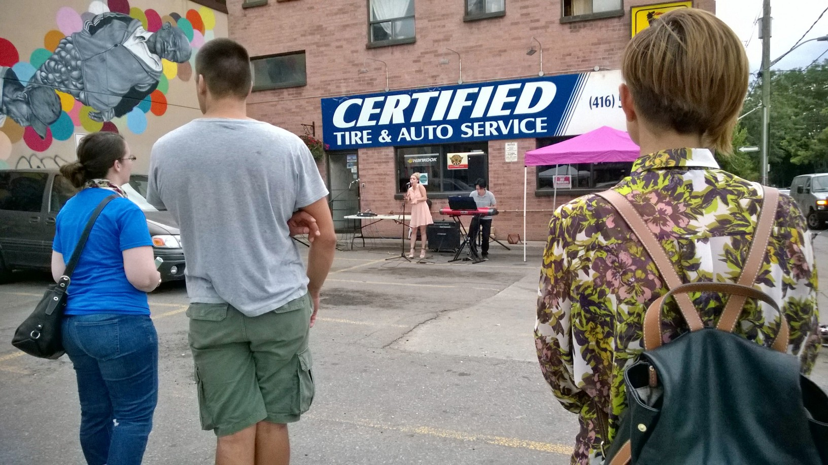 parkdale online dating High park dater sara says she's been on both sides of some undesirable online dating  partner is still on any dating apps parkdale's safiya admits.