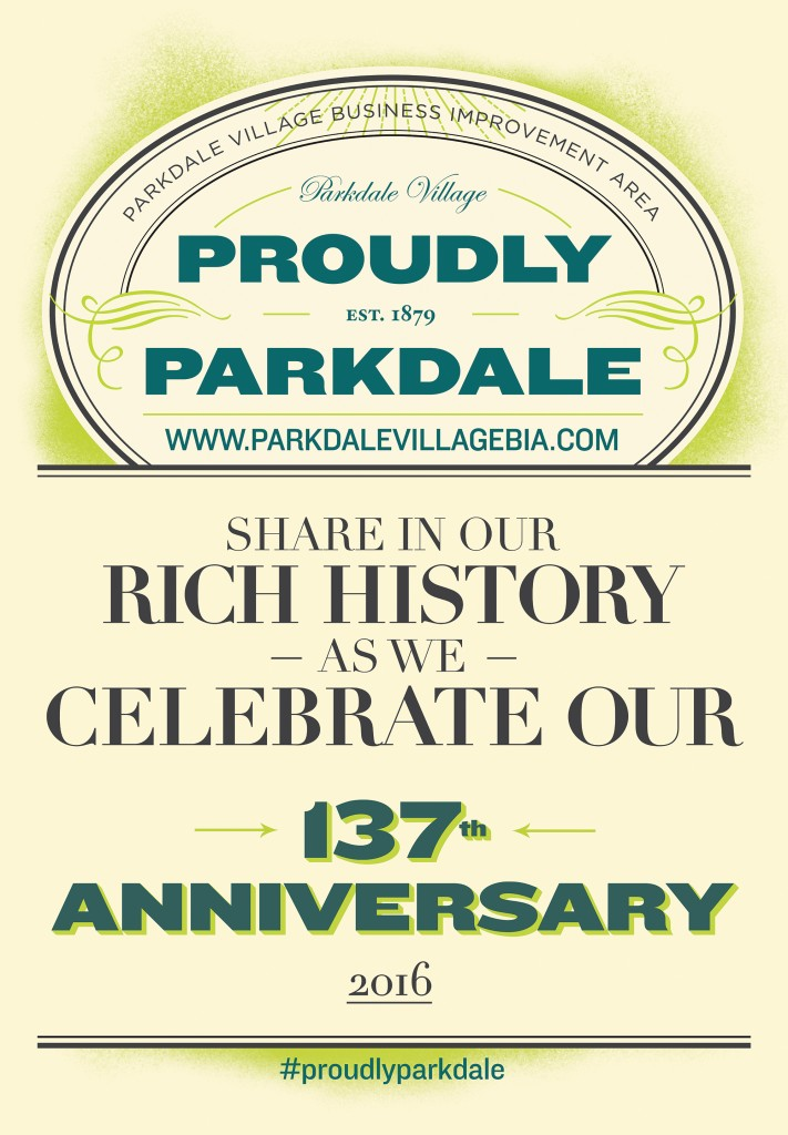 Parkdale Village 137th Anniversary - 2016